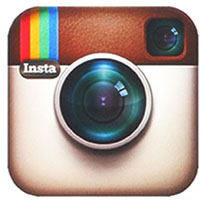 istagram button
